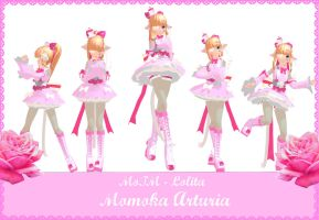 MOTM LOLITA - Momoka Arturia Version 2 DL by CarleighE