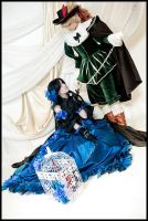 Pandora Hearts - Chain by megathron