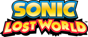 Sonic Lost World Logo by LonicHedgehog