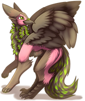 Eagle Eyes .:Gift:. by QueenEgg