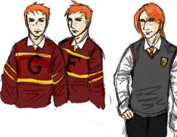 weasleys pt.1 by pilpina77