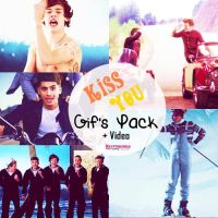 Kiss You Gif's Pack + Video. by kryptiworld