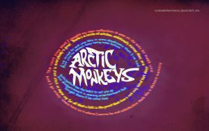 Arctic Monkeys Facebook Cover by ALoveHateRomance
