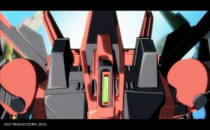 Unnamed Mecha2 by UEGProductions