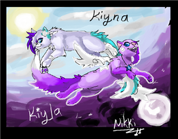 KiylaKitti Entry by Sharks-want-HUGS