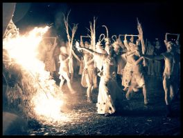 Beltane - Fire Roars by two-truths