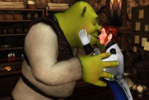 Shrek is Love, Shrek is Life. by Simmeh