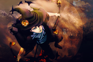 Halloween Levi by AnnVanes
