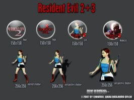 Resident Evil 3 by 3xhumed