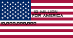 10 million for USA by bagera3005