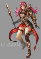 Valkyri by WUDUO