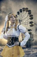Tomoe Mami Cosplay II by Phadme