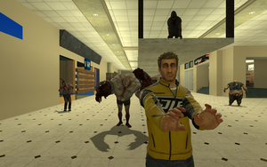 Dead Rising 2 run chuck run by BlackLightVirus