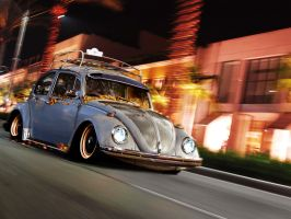 VW Bug by Kretiins