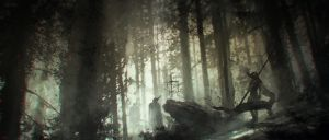 Forest Mourning by artificialdesign