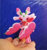 Lurantis  Clay Pokemon Sun Pokemon Moon