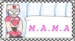 MAMA Stamp by DamaGT