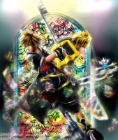 ::Shattered Mirror:: by kingdomhearts