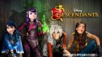 CGI Descendants AU by Storm-Grey