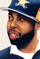J Dilla Vector by fat-jedgfx