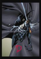 Vampire Hunter D by ColorDojo
