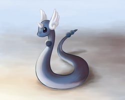 Dragonair by Rabid-Fangirl212
