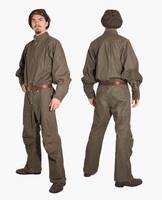 Coveralls by Marcusstratus
