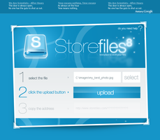 storefiles webdesign by upiir