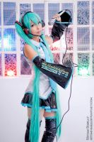 Listen to my music by Hitomi-Cosplay
