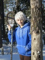 Jack Frost cosplay by xCoco-chan