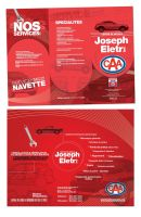 automechanical garage brochure by sounddecor