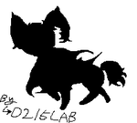 shadow of fakemon by d215lab