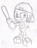baseball Knux by LeniProduction
