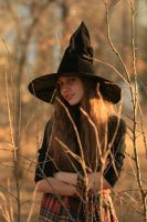Witch by Marvelle-wolf