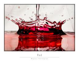 Redwatersplash by Mangeh