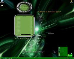 Cleaned up my desktop alot by droy333