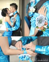 Prom Turquoise 2012 by HouaVang