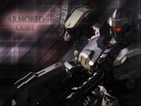 Armored Core by Dracofg