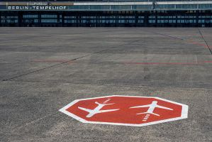 13-10 Tempelhof - Berlin by evionn