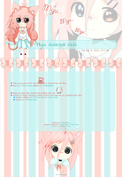 AT: Myu - Journal skin by Squitopus