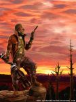 Fallout NCR Ranger by contentforthenet