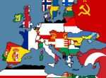 Victorious Central Powers by SteamPoweredWolf