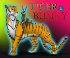 Tiger and Bunny by Wild-sin