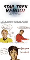 Star Trek Reboot Meme by iambickilography