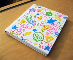 new sketchbook by TRAVALE