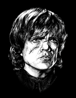 Tyrion by Kalapusa