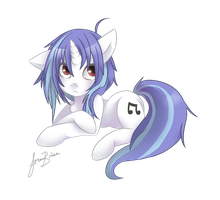 Vinyl Scratch by SorenBrian
