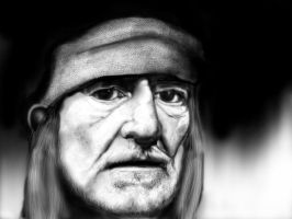 Willie the Nelson by SprayCaint123