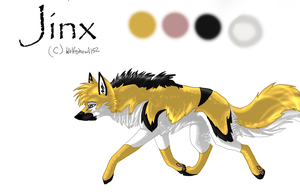 Jinx contest for wolfshowl152: by fenderbender368