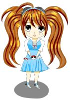 Chibi Prize Fore Hopelesss by Kiyomi--Hime